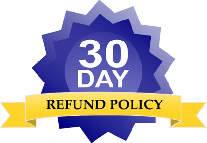 30 Day Refund Policy (Oct 2017)