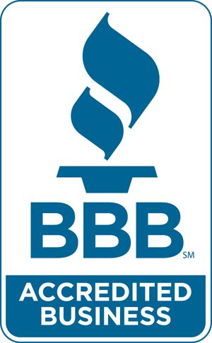 BBB official logo for accredited business