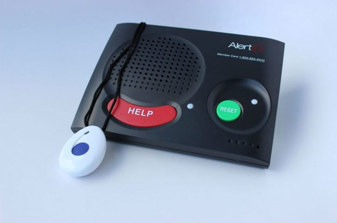 alert1 wireless medical alert system