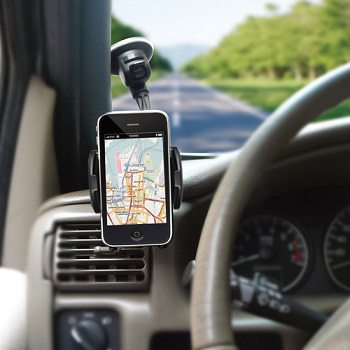 Car Windshield Suction Mount for iPhone