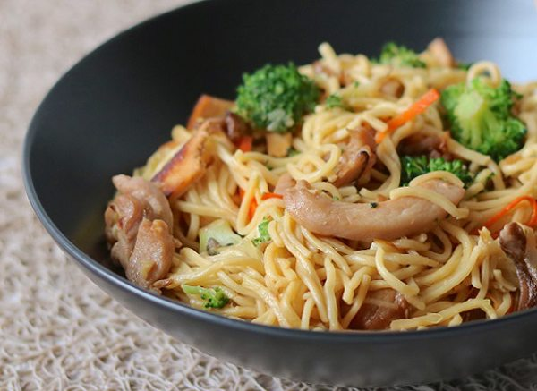 Chinese New Year Noodles