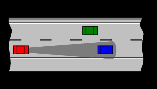 driving demo animation collision prevention