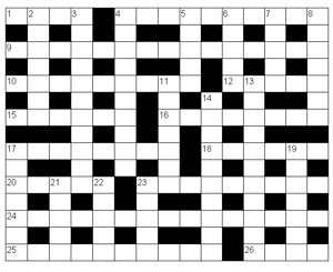 crossword. alert1 medical alert systems