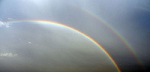 Double Rainbow. alert1 medical alert systems