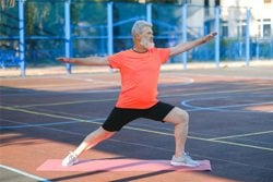 Exercise Is Part Of a Healthy Senior Lifestyle