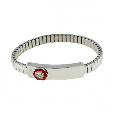 Medical Bracelet - Small stretch Band