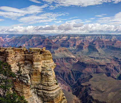 lovely grand canyon