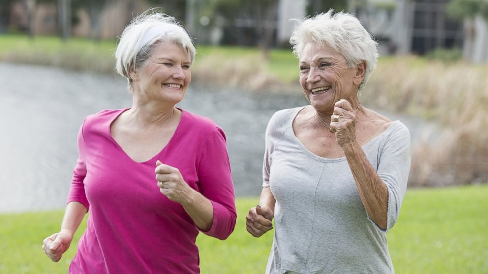 You Won't Believe How These Two 100 Year Olds Stay Active ...