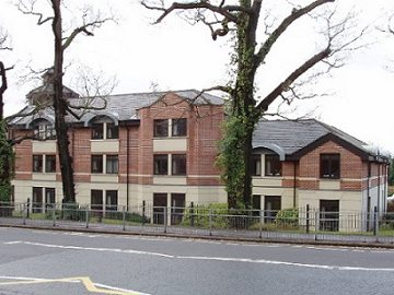 harrow nursing home building
