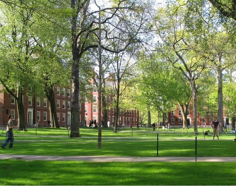 Harvard Yard. alert1 medical alert systems