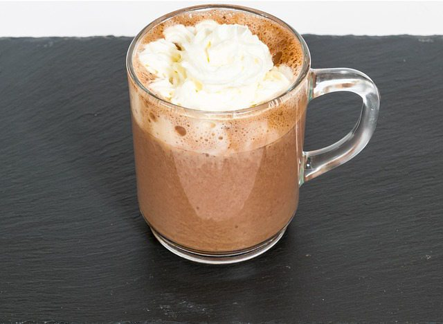 hot chocolate. alert1 medical alert systems