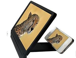 iPhone Screen Magnifier Stand