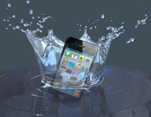 iphone water. alert1 medical alert systems