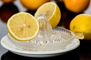 lemon juice.alert1 medical alerts