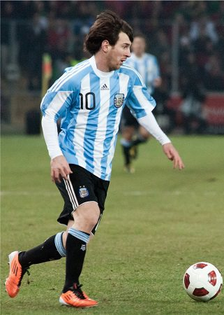 Lionel Messi. alert1 medical alert systems