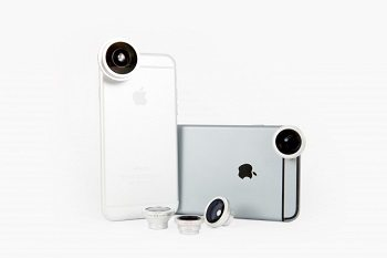 Magnetic iPhone Lens