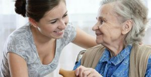 member care with senior