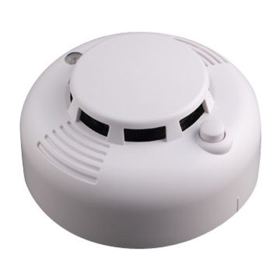 Monitored Smoke Detector