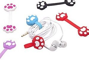 iPhone Cord Clips