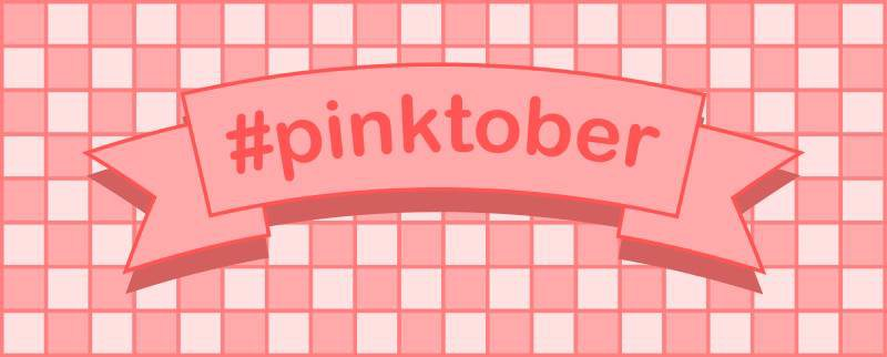 pinktober/ alert button