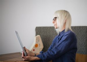 Reconnecting Online For Seniors