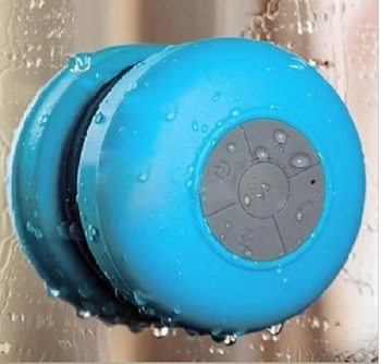 Portable Bluetooth Waterproof Shower Speaker