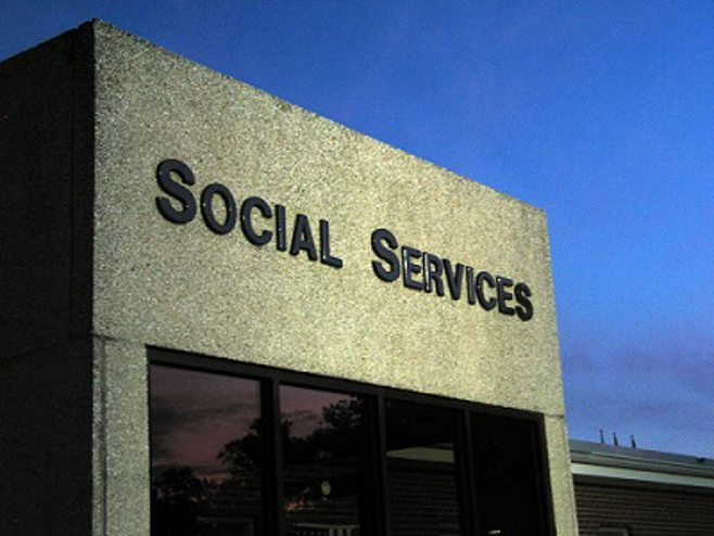 social services office