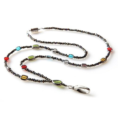 Medical Alert Necklace – Stained Glass Necklace