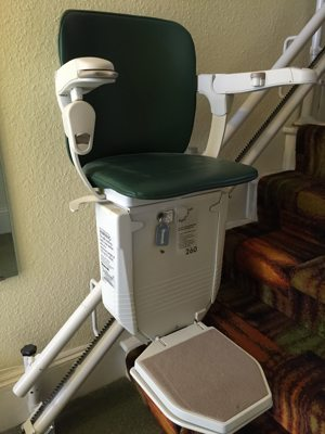 Stair Lift Preserving Independence