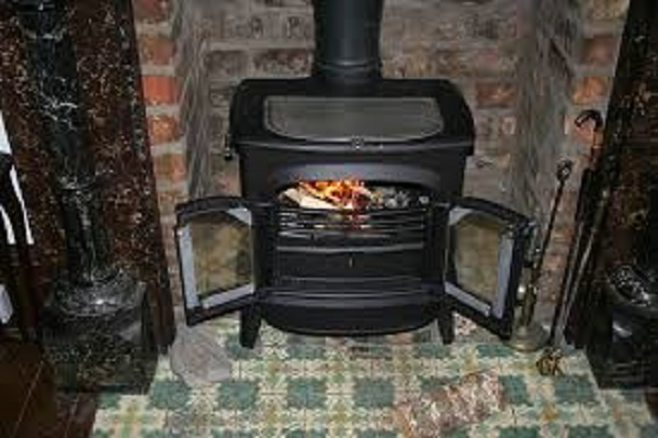 stove in house