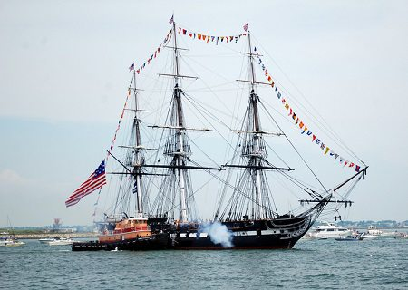 USS Constitution. alert1 medical alert systems