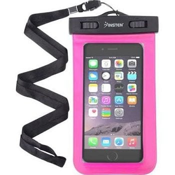 waterproof iPhone pouch