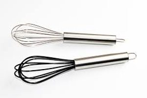 pair of whisks