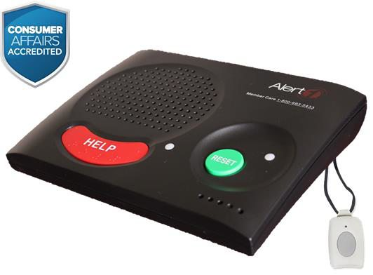 Wireless Pom. alert1 medical alert systems