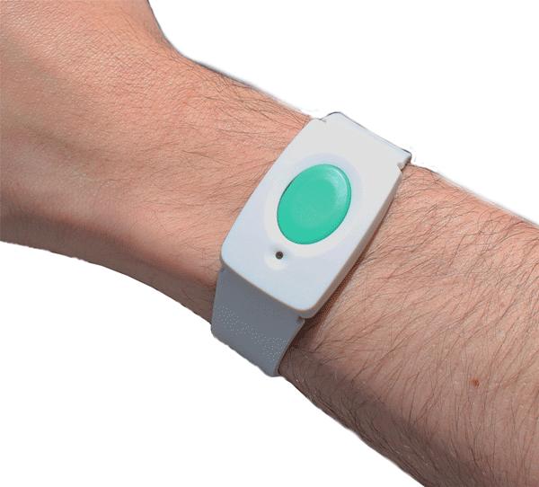 Medical Alert Bracelet Emergency Alarm Wristband From